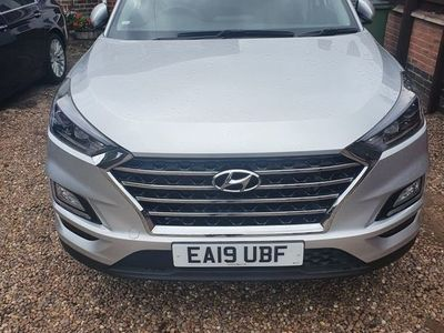 used Hyundai Tucson 1.6 GDi S Connect (s/s) 5dr