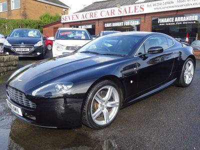 used Aston Martin V8 Vantage 4.7Sportshift 2dr
