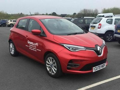 used Renault Zoe E i Iconic (110ps) (R110)(ZE50)