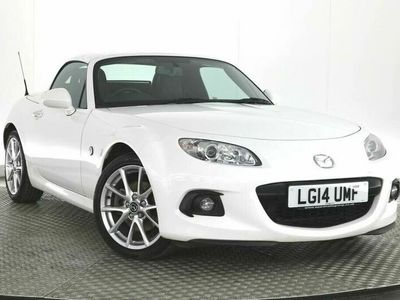 used Mazda MX5 Convertible 2.0i Sport Tech Roadster Coupe 2d
