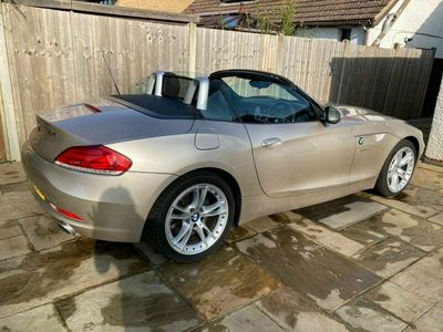 used BMW Z4 3.0 35i sDrive 2dr