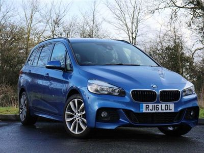 used BMW 220 2 Series D Xdrive M Sport 5Dr Step Auto estate 2016