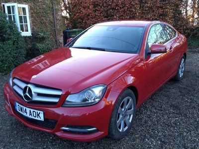 used Mercedes C220 C Class 2.1CDI SE (Executive) 2dr