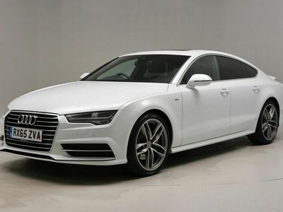 used Audi A7 3.0 TDI Ultra S Line 5dr S Tronic - S LINE SPORTS SUSPENSION