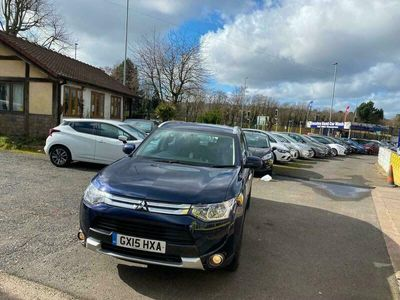 used Mitsubishi Outlander 2.2 DI-D GX2 5-Door NICE GOOD CONDITION,SERVICE HISTORY,2 KEY