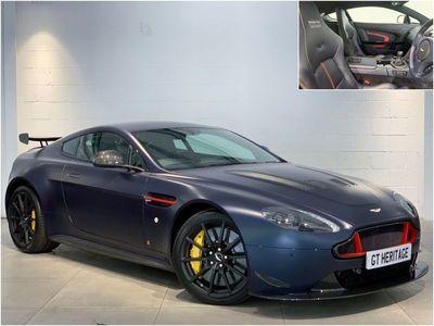 used Aston Martin Vantage V12S RED BULL RACING [TITANIUM EXHAUST][1/5 RHD] 6.0 2dr