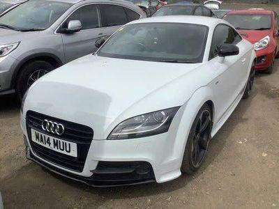 used Audi TT Black Edition