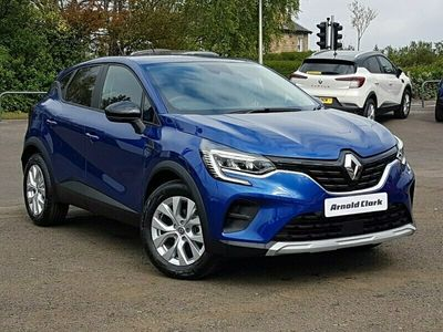 used Renault Captur 1.3 TCE 130 Iconic 5dr