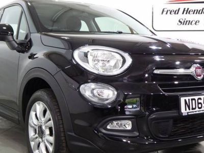used Fiat 500X PETROL MANUAL HATCHBACK 5 DOORS