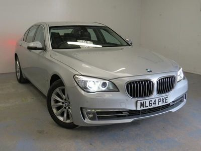 used BMW 730 7 SERIES D Se 4Dr Auto 3.0