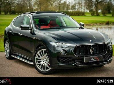 used Maserati GranSport Levante SUV Dieselauto (08/2017 on) 5d