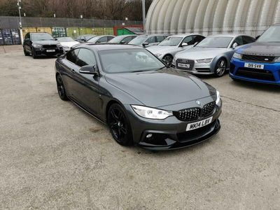 used BMW 428 4 Series i M Sport 2dr Auto