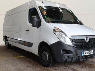 used Vauxhall Movano 2.3 CDTI H2 Van 130ps