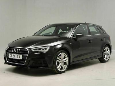 used Audi A3 35 TDI S Line 5dr S Tronic [Tech Pack] For Sale Reg:GL19 TTV