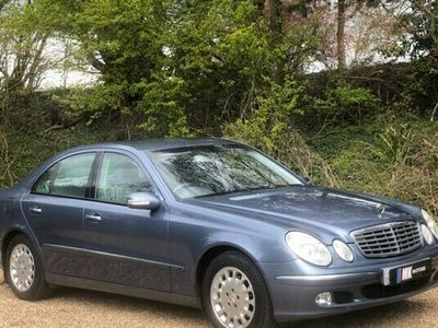 used Mercedes E220  E ClassCDI Elegance 4dr Tip Auto [-03] *PX TO CLEAR + HIGH MOTORWAY MILES + VERY CLEAN*
