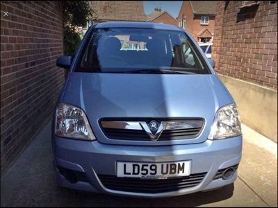 used Vauxhall Meriva 1.6 i 16v Club Easytronic 5dr