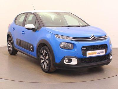 used Citroën C3 1.2 PureTech Feel (s/s) 5dr
