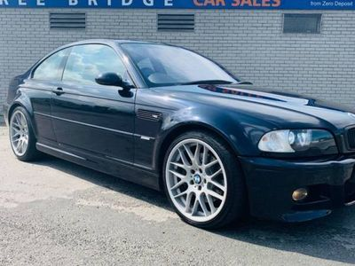 used BMW M3 PETROL MANUAL COUPE 2 DOORS