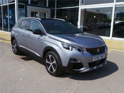 used Peugeot 5008 1.5 Bluehdi Gt Line 5Dr