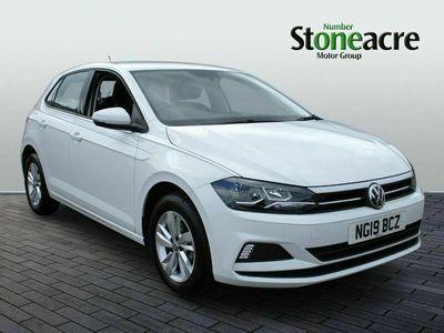 used VW Polo 1.0 SE (65ps) EVO (s/s)