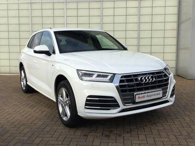 used Audi Q5 ESTATE null