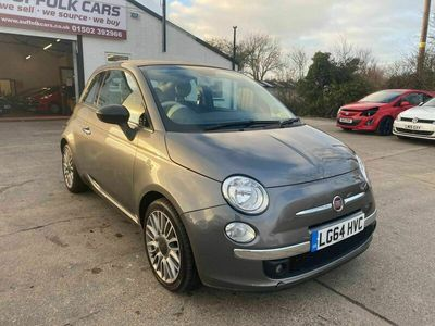 used Fiat 500C 0.9 TwinAir Cult Dualogic (s/s) 2dr Ideal first car AUTOMATIC