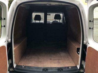 used VW Caddy 2.0 TDI BlueMotion Tech 102PS Startline Van