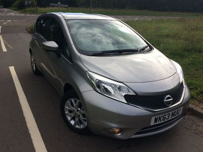 used Nissan Note 1.5 dCi Acenta Premium 5dr [Safety Pack]
