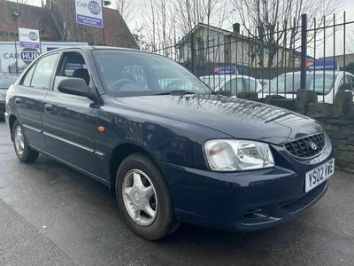 used Hyundai Accent 1.5 CDX 5dr