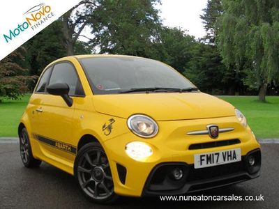 used Abarth 595 T-Jet 145 Entry