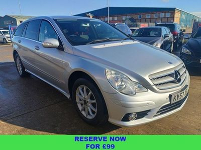 used Mercedes R320 R Class 3.0CDI SE 5d 222 BHP 7 Seater