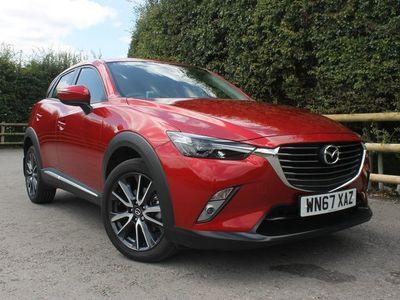 used Mazda CX-3 2.0 Sport Nav 5dr