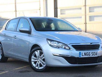 used Peugeot 308 1.6 BlueHDi 120 Active 5dr Hatchback