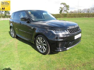 used Land Rover Range Rover Sport 3.0 SD V6 HSE Auto 4WD (s/s) 5dr