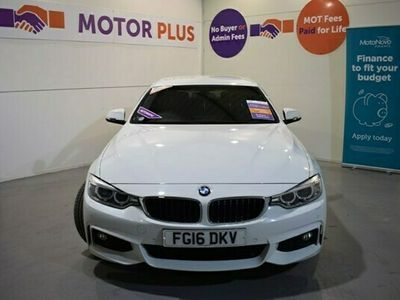 used BMW 428 4-Series Gran Coupe i M Sport (Professional Media) 5d Auto