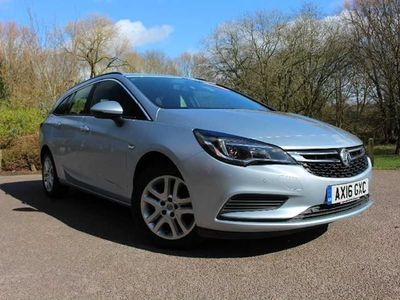 used Vauxhall Astra 1.4T 16V 150 Design 5Dr Auto