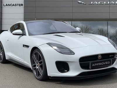 used Jaguar F-Type 3.0 [380] Supercharged V6 R-Dynamic 2dr Auto
