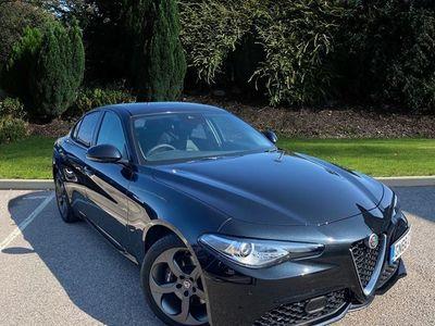 used Alfa Romeo Giulia 2.0 TB VELOCE Auto 4-Door