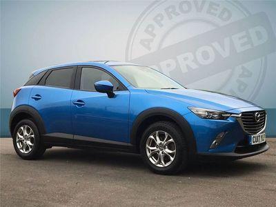 used Mazda CX-3 2017 Taunton 2.0 Se-l Nav 5dr