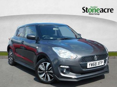 used Suzuki Swift 1.2 Dualjet Attitude Hatchback 5dr Petrol (s/s) (90 ps)