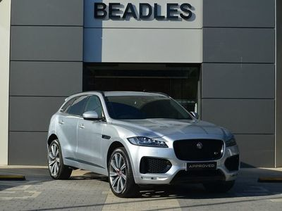 used Jaguar F-Pace 3.0 V6 Supercharged (380PS) S AWD 5dr