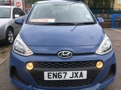used Hyundai i10 Hatchback SE 1.0 66PS 5d