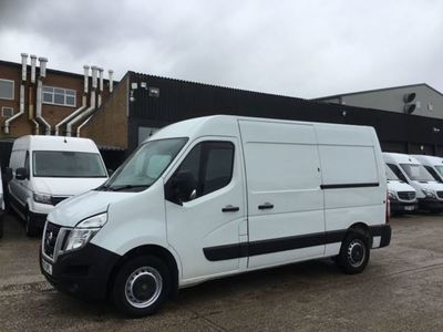 used Nissan NV400 2.3 DCI L2 H2 130BHP SE VAN. EURO 6 ULEZ. AIRCON. FINANCE. PX