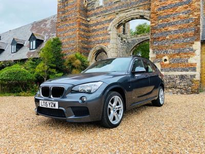 used BMW X1 sDrive 18d M Sport 5dr Step Auto