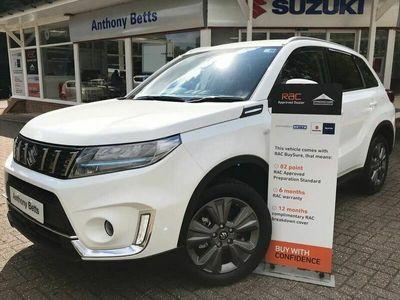 used Suzuki Vitara 1.4 Boosterjet SZ-T (129ps) Hybrid
