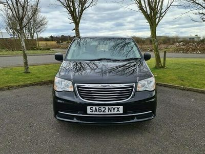 used Chrysler Grand Voyager Station Wagon 2.8 CRD LX 5d Auto