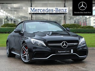 used Mercedes C63S AMG C-Class2Dr Auto