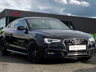 used Audi A5 Coupé Coup- S line 3.0 TDI quattro 245 PS S tronic