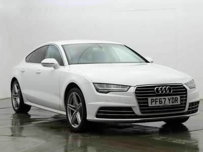 used Audi A7 3.0 TDI Ultra SE Executive 5dr S Tronic