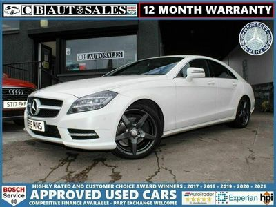 used Mercedes CLS250 CLS-Class 2.1CDIAMG Sport Coupe 4d